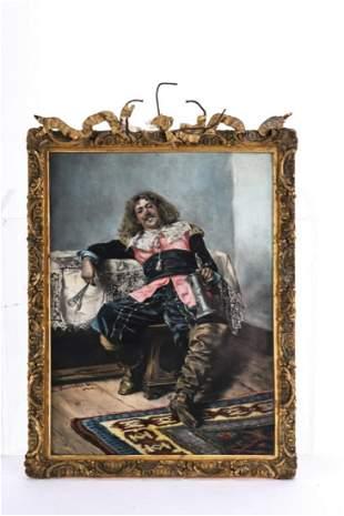 AFTER ALBERT SCHRODER (1854-1939)