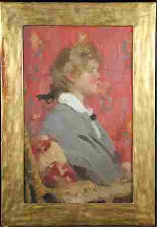 (Early 20th c) SCHOOL OF WILLIAM MERRITT CHASE