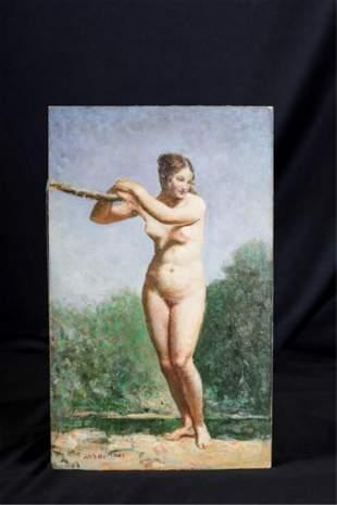 VIVIAN MILNAR AKERS (American 1886-1966)