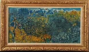 JACQUES YANKEL (JACOB KIKOINE) (FRENCH b 1920)