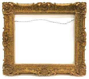 (Mid 20th c) LOUIS XV STYLE PICTURE FRAME