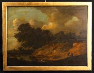 ATTRIBUTED TO JACOB VAN RUISDAD (1628/29-1682)