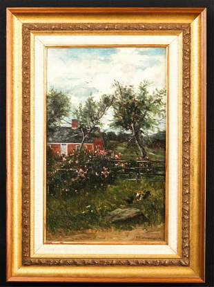 FRANK SHAPLEIGH (1842-1906)