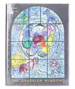 "MARC CHAGALL ""THE JERUSALEM WINDOWS"""