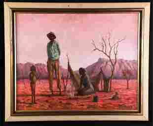 CLIF PEIR (1905-1985) Australian A.R.A.S.
