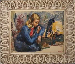THOMAS STRICKLAND (1932-1999)
