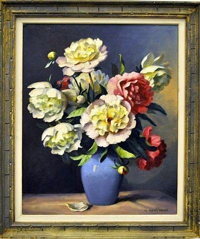 18A: Mae Bennett Brown, American (1887-1973) Still life