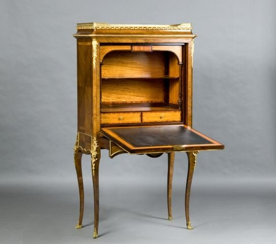 278: Exceptional Francois Linke, Louis XV style