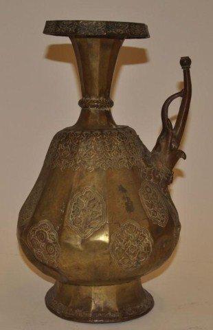 43B: 18th/19th century Copper vessel