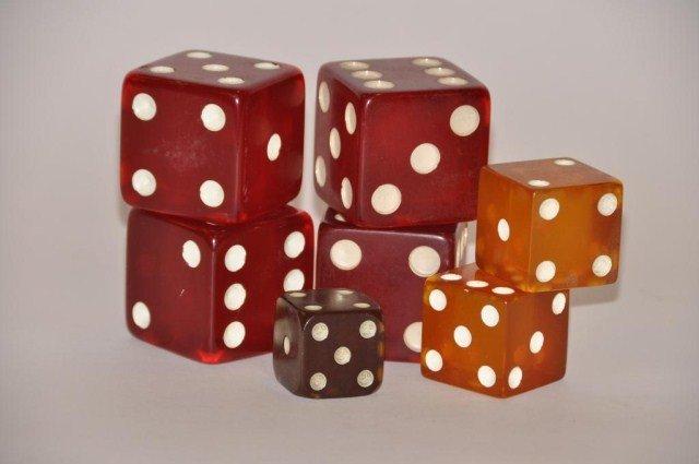 106: Four pair dice