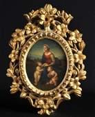394 Italian School 19th century Virgin of Raphael