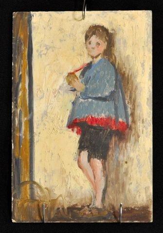 50I: Lilian Westcott Hale, American (1881-1963)
