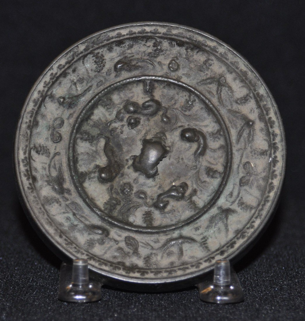 31A: A Bronze Mirror, Cast in Tang dynasty style