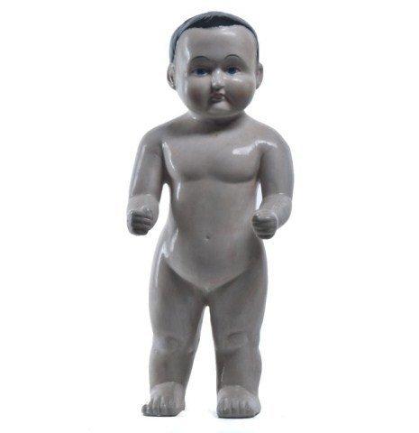 "19: 12"" male Frozen Charley Doll"
