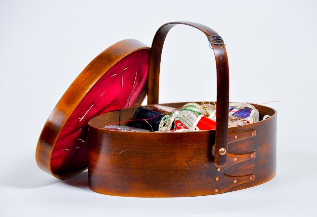 Shaker Sewing Box