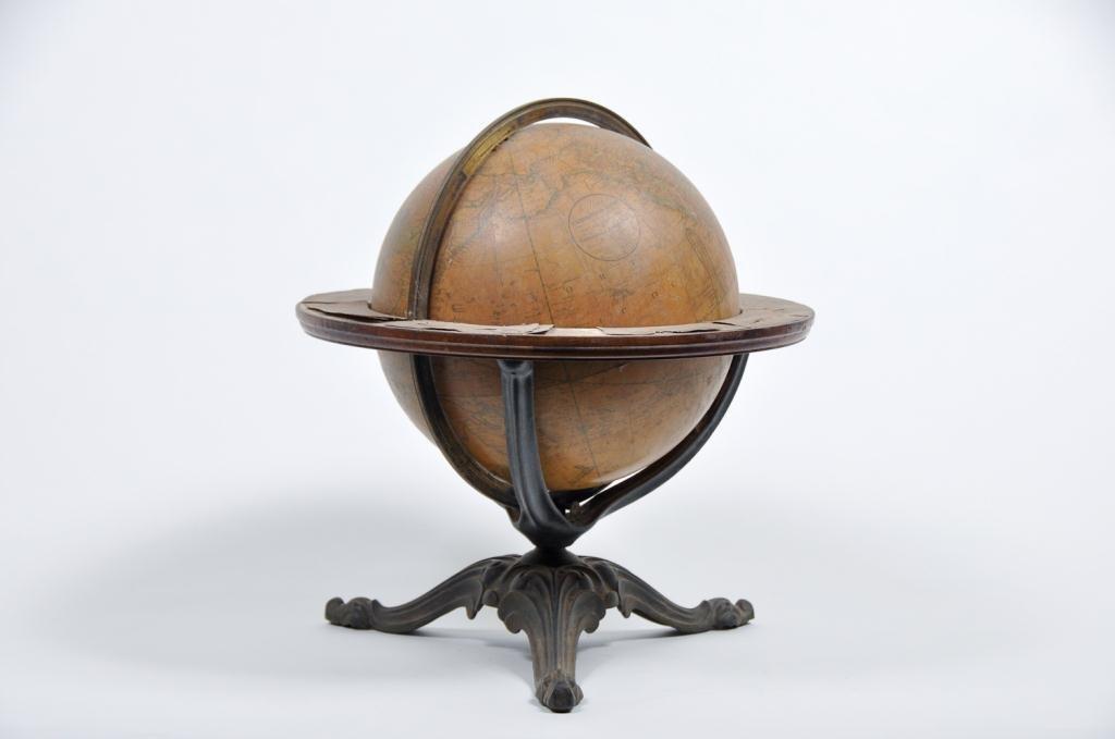 Terrestrial Globe by Gilman & Joslin, Boston c.190