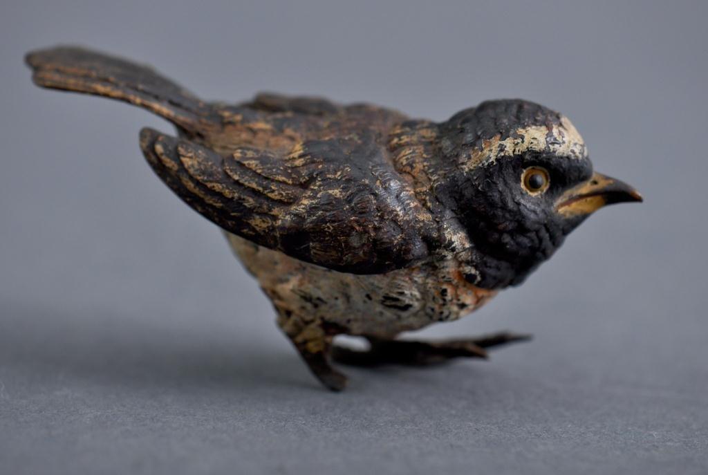 Austrian Bronze Bird