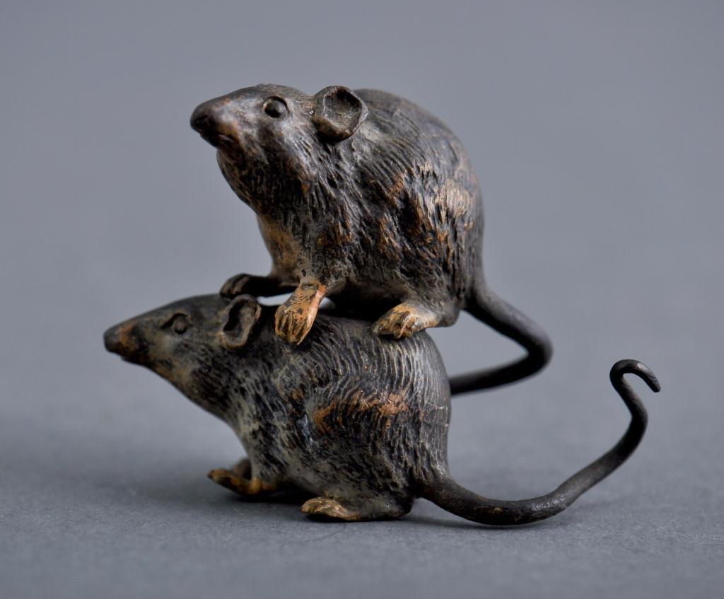 Austrian Bronze Mice