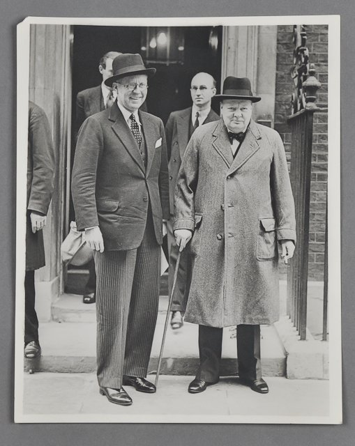 1: 1935-Joe P. Kennedy, Sr. / G. Swanson (Rare) - 3