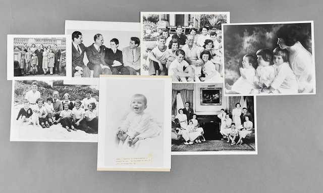 3: 1935-1940- Kennedy Family Photographs