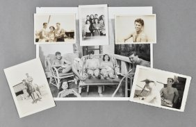 4: 1935-1940-Kennedy Family at Leisure