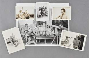 1935-1940-Kennedy Family at Leisure