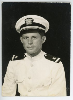1943-John F. Kennedy WWII Era Collection