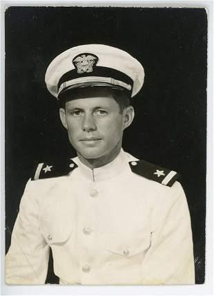 1943-John F. Kennedy WWII Era Collection