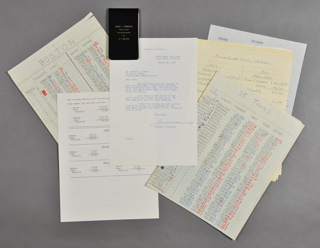 43: 1952- Election Analysis of J. P. K., Sr.