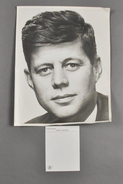 50: 1952-J.F.K., Large Promotional Portrait