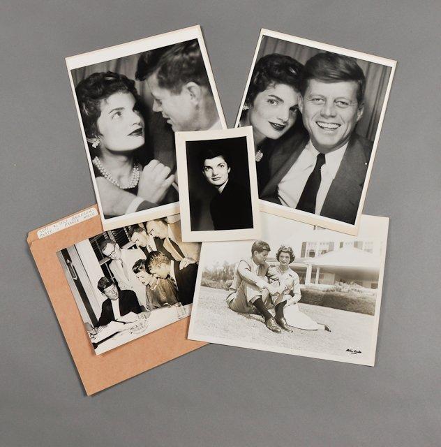 60: 1953-Sept 9, J.F.K.-Photo of Bachelor Party