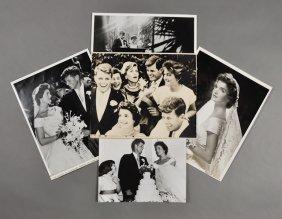 1953-Sept 12, J.F.K. Wedding Day Photographs