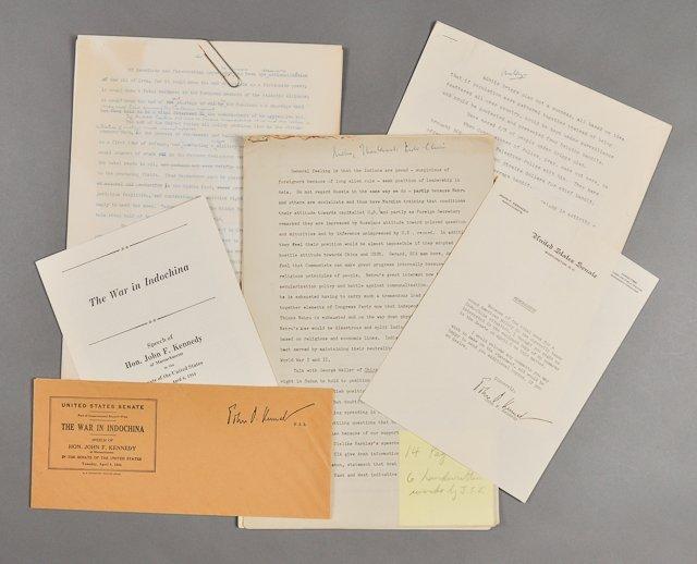 69: 1954-Apr, J.F.K. Indo-China Working Speech