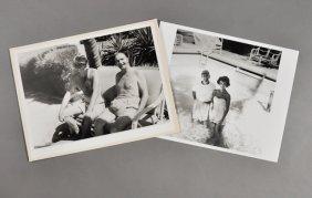 1955-Mar, Sen. J.F.K., Palm Beach Photos