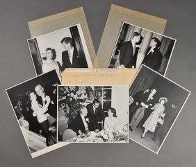 1956-May, Jean Kennedy Wedding Photographs
