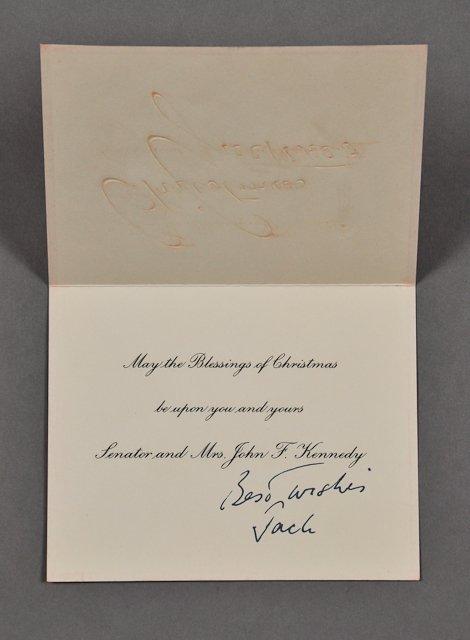 98: 1956-Dec, J.F.K.-Christmas Card