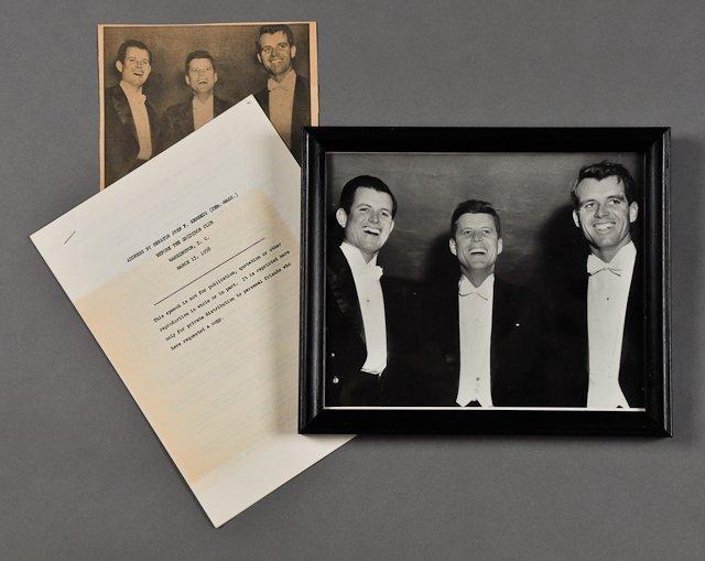 108: 1958-Mar 15, J.F.K. Address Gridiron Club