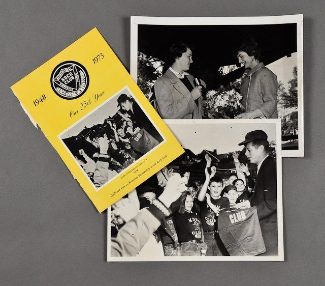 114: 1958-Oct, J.F.K., Membership in the Koch Club