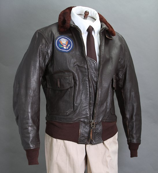 Air Force Leather Bomber Jacket - Best Jacket 2017