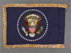 481 1963Presidential Flag with Great Seal