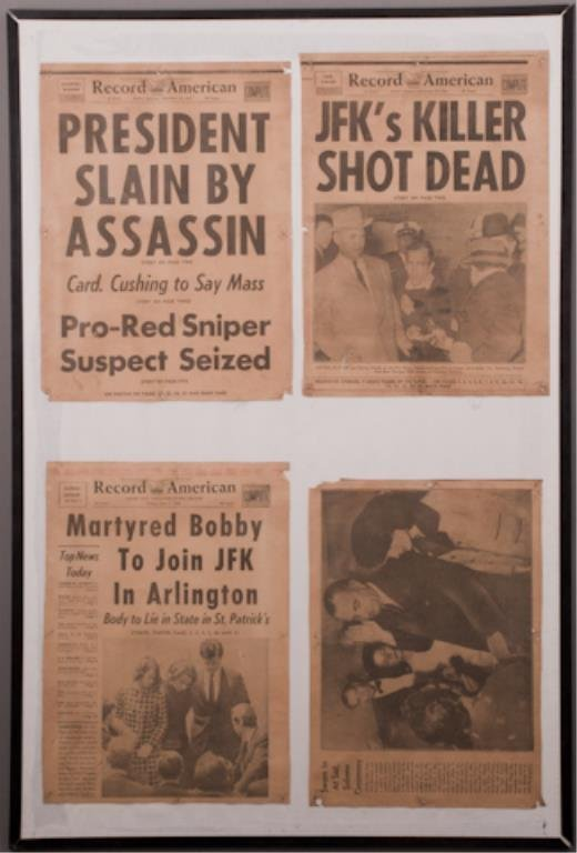 Assassination Headlines