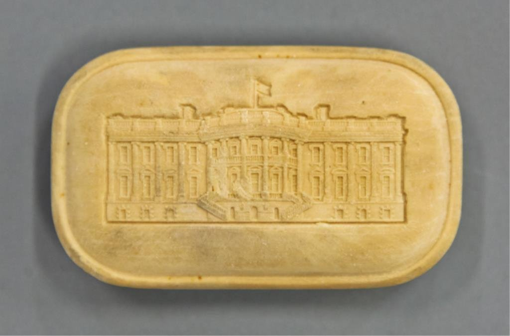 Presidential Kennedy White House Soap Bar