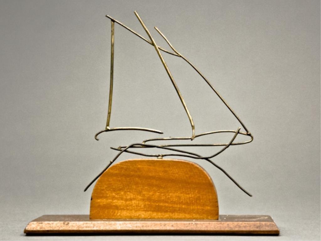 John F Kennedy Victura Sculpture-Lem Billings Gift