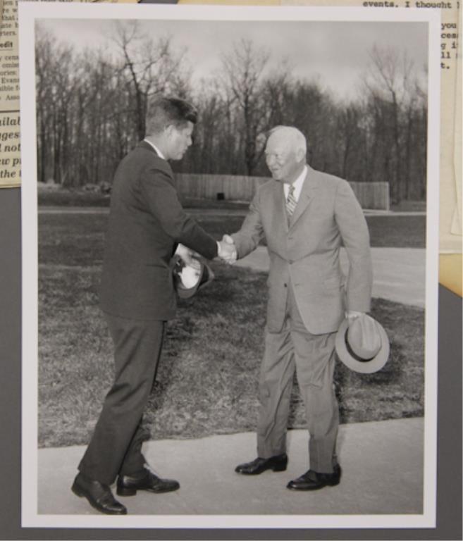 John F. Kennedy's Cavanagh Fedora - 5