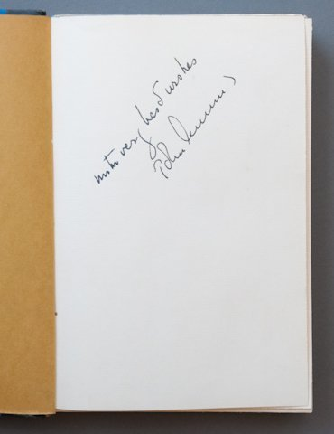 """""""Profiles in Courage"""" Signed JFK"""