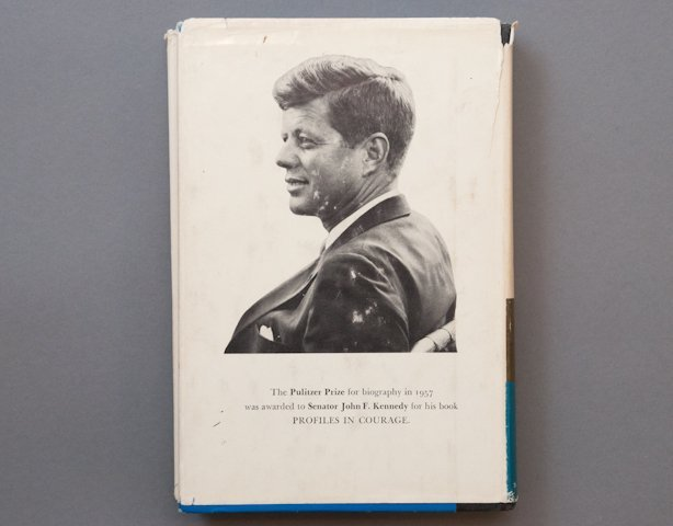 """""""Profiles in Courage"""" Signed JFK - 4"""