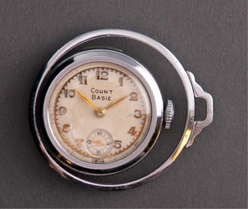 Milt Ebbins Watch - Count Basie Gift