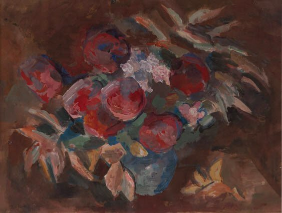 Robert Rafailovich Falk (1888-1958) Russian