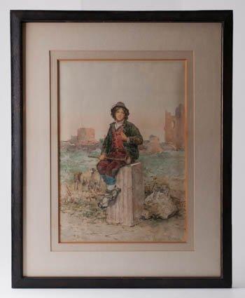 Clelia Bompiani Battaglia (1847-1927)