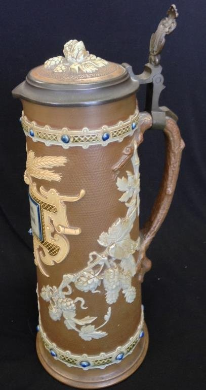 20th C. Villeroy and Boch Stein